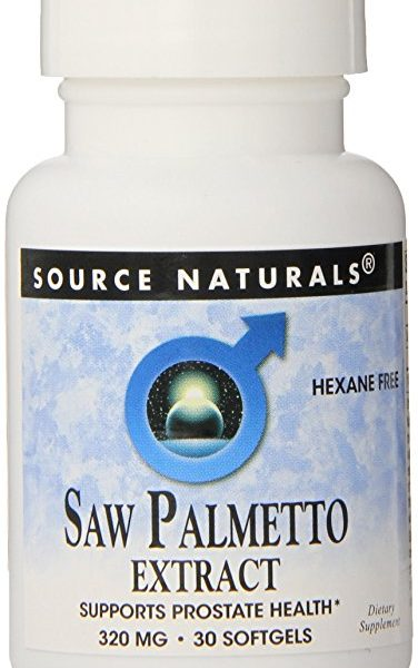 Source Naturals Saw Palmetto